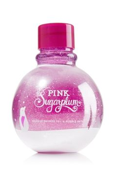 Pink Sugarplum Sparkle Shower Gel & Bubble Bath - Signature Collection - Bath & Body Works