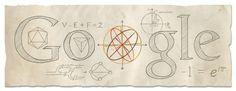 306th birthday of Leonhard Euler