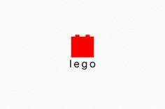 Uma peça de Lego e está pronto o logo da empresa – veja essas ideias minimalistas - Blue Bus