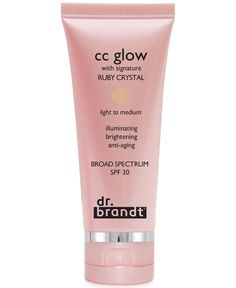 dr. brandt Cc glow with signature Ruby Crystal, 1 oz
