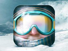 Snow iOS Icon