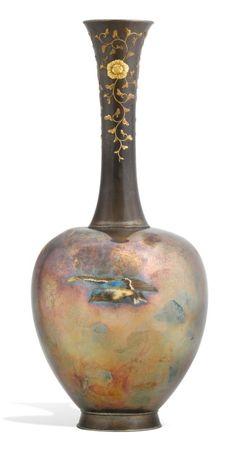 Japanese Vase, Japanese Porcelain, Art Asiatique, Glass Ceramic, Japanese Beauty, Asian Art, Pottery Art, Online Art, Metal Working