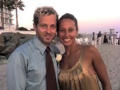 Toby Mac and his wife... aw, they're so sweet.