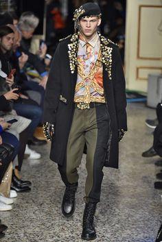 Moschino Milan Menswear Fall Winter 2017, desfile masculino, tendencia masculina, inverno 2017, winter 2018, alex cursino, blog de moda, moda sem censura (34)