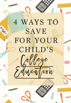 4 ways to save for your child's education with Upromise  If you haven't heard of this mastercard, you need to read up about it! It allows you to get money back on purchases from grocery stores, gas stations, etc.!  #sponsor #aceyoursavings #Upromise