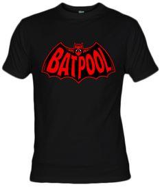 Batpool Sweat-Shirt à capuche Noir (XXL)