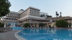 Hotel Horus Paradise Luxury Resort Exterior view picture in Side by Steffi