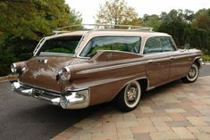 1960 Dodge Polara Wagon