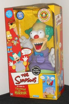 the simpsons memorabilia | The Simpsons Collectibles