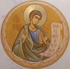 Apostle Thomas by archaicart
