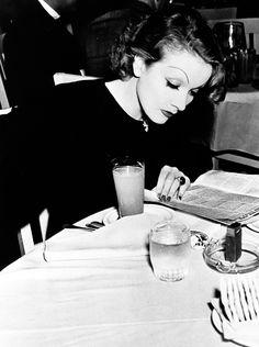 Marlene Dietrich, c. 1934   ohthentic