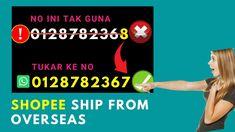 Bongkar Rahsia Shopee Ship From Overseas 100% Shopee Malaysia, The 100, Ship, Ships