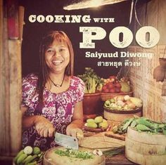 """FOR APRIL A Thai cookbook has won this year's Diagram Prize for oddest book title of the year. Cooking With Poo is written by Bangkok chef Saiyuud Diwong whose nickname is Poo - which is Thai for """"crab"""". So funny Thai Cookbook, Smosh, Funny Bunnies, Book Title, The Funny, Funny Farm, The Help, At Least, Wicked"""