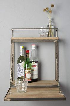 Fold-Down Bar Shelf - anthropologie.com