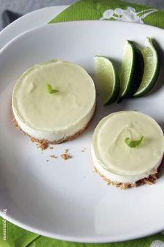Frisch im Frühling: Limettentörtchen