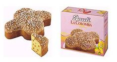 """Colomba Pasquale (""""Easter Dove"""" in English) or Colomba di Pasqua is an Easter counterpart of the two well-known Italian Christmas desserts, panettone and pandoro.  Buona Pasqua!"""