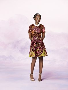 FLOWER POWER | Vlisco V-Inspired