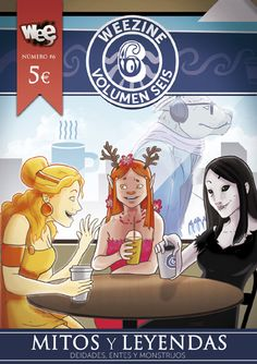 Weezine 6: Mitos y leyendas Barcelona, Anime, Culture, Anime Shows, Anime Music, Animation, Anima And Animus