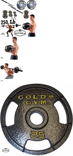 Weight Plates 179817 Olympic Weight Set With Bar And Plates Home Gym Equipment Lifting Workout  sc 1 st  Pinterest & Weight Plates 179817: Olympic Weight Plates Plate Set With Bar 110 ...