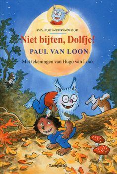 """""""Niet bijten, Dolfje!"""" is een boek op laag avi-niveau, binnen de bekende, populaire Dolfje Weerwolfje-serie. Tijmen van 7 jaar las het, wat vond hij ervan?"""
