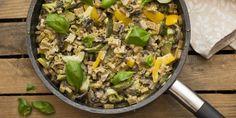 Runsasproteiininen Sporttipasta saa makua kasviksista ja kaurakermasta. Kannattaa kokeilla!
