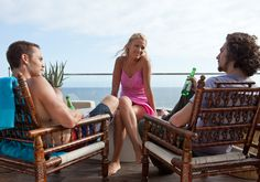 Blake Lively, Taylor Kitsch and Aaron Johnson. Savages opens in Irish cinemas on 21st September 2012.