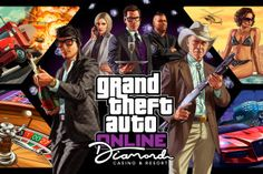 GTA Online: Casino & Resort Diamond Music: Party All the Time - Eddie Murphy Gus Fring, Gta Online, Red Dead Redemption, San Andreas, Modern Warfare, Breaking Bad, Pokemon Go, Rockstar Video Games, Gta Vi
