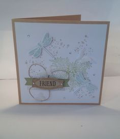 Awesomely artistic stamp set from stampin up x