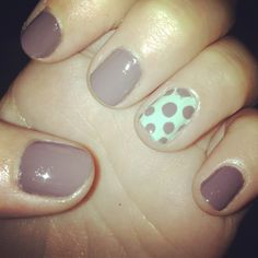 Cute super easy nails :)