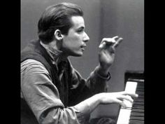 J.S Bach - Goldberg Variations: Aria - (Glenn Gould, 1981 version).  One of my favorite pieces of music ever.  So touching.