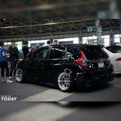 Honda Vtec, Honda Civic Hatchback, Honda Jazz, Honda Fit, Nissan March, Small Cars, Car Wallpapers, Gd, Industrial Design