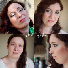 Makijaż, foto Dorota Lipinska