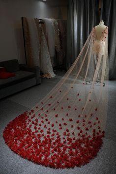 Angela Blue Wedding Dresses, Burgundy Wedding, Event Dresses, Modest Wedding, Headpiece Wedding, Bridal Headpieces, Wedding Veils, Bridal Gowns, Bridal Outfits