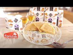 La pâte à crêpe par Bruno cormerais (recette MOF Boulanger) - YouTube Biscuits, Camembert Cheese, Dairy, Cake, Desserts, Food, Bakery Business, Sweet Recipes, Kitchens