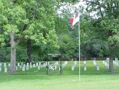Raymond Confederate Cemetery