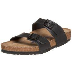 Birkenstock Unisex Sydney Soft Footbed Sandal,Hunter Black,41 M EU Birkenstock. $82.50