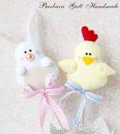 Felt Bunny/Easter