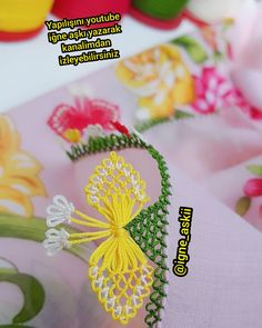 Needle Lace, Baby Knitting Patterns, Origami, Diy And Crafts, Barbie, Instagram, Youtube, Herbs, Crochet Stitches
