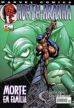 Homem-Aranha n° 17 - Panini