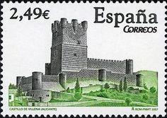 Castle of Villena