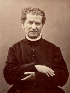Don Bosco. 1885, Nizza.