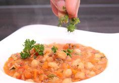 Marokkanischer Kichererbsen Eintopf   Chefkoch.de