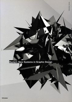 Want this book!!!! Restart: New Systems in Graphic Design