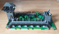 Jurassic Park Raptor, Lego Jurassic Park, Jurassic World Dinosaurs, Jurassic Park World, Lego Dinosaur, Lego Bedroom, Amazing Lego Creations, Jurassic World Fallen Kingdom, Kid Goku