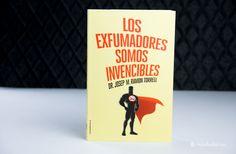 """Libro """"Los exfumadores somos invencibles"""""""