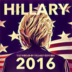 Hillary is going to be a WONDERFUL Madam President for America and the world!  #ClintonKaine2016