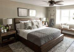 Fixer Upper Bedroom