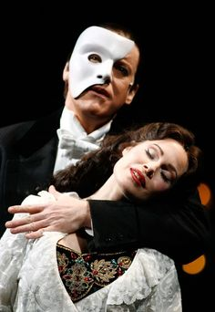 """You should star in """"Phantom of the Opera!"""" Don't be too frightened of the Phantom and just let yourself enjoy the music of the night!