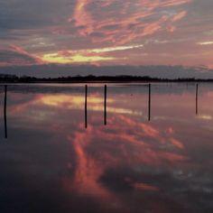 New England Sunset.