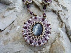Réka gyöngyei: Első saját tervezésű medálom